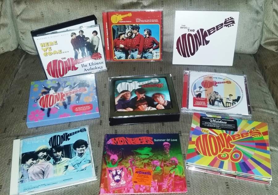 Barrel Full of Greatest Hits … The Best of The Best of The Monkees