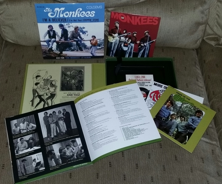 Look Out (Here Comes the Box Set)! … More of the Monkees times three