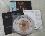 Contents of Egg Japanese 1999 mini-lp CD