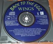 Label of 1st Japanese pressing of Egg CD