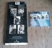 Rear of first US pressing of Egg CD with longbox