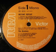 UK mono label