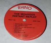 Rhino pressing label