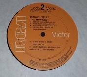 Brazil mono label