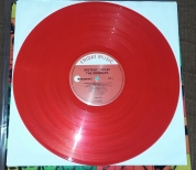 Friday Music red disc
