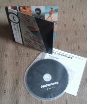 "2017 ""McCartney"" Mini-Lp SHM-CD"