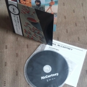 "2017 ""McCartney"" Mini-Lp SHM-CD"