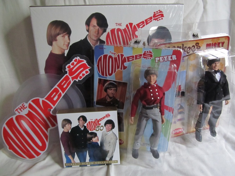 It Was 50 Years Ago (Plus Two!) … Monkees 50th Anniversary inreview
