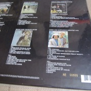 Rear cover of vinyl box set
