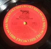 Side 2 label of US vinyl