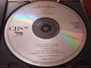 Disc for first US CD Made in Japan