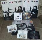 "Various ""London Town"" vinyl and CD"