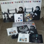 "Various ""London Town"" vinyl and CD"
