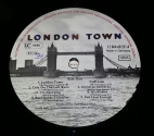 Side 1 label of first German pressing