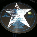 "Side 1 label ""Ringo"""