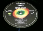 "Side 1 label of ""Goodnight Vienna"""