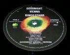 "Side 2 label of ""Goodnight Vienna"""