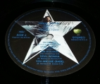 "Side 2 label ""Ringo"""