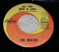 Side 1 of original US single