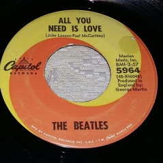 Side 1 of original US single
