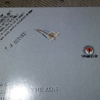 Rear cover promo stamp US Lp