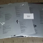 Inner sleeves with inspection sticker US Lp