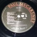 Side 1 label