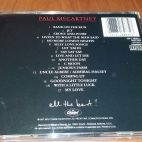 US rear CD cover