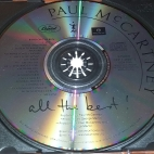 US CD label