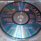 Once Upon A Long Ago UK CD single