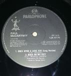 Side 1 label UK 12-inch 2