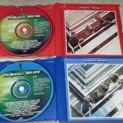 Discs and booklets for 1993 US CDs