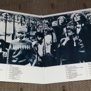 Gatefold of 2014 SHM-CD