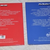 Rear of 2010 US Remastered CDs