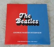 !993 UK Rare George Martin Interview Promo CD