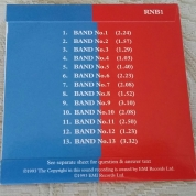 Rear of UK Promo CD