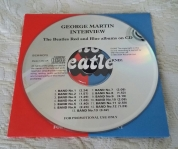Label of UK Promo CD
