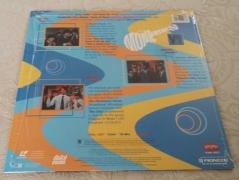 Rhino Vol. 1 Laserdisc rear cover