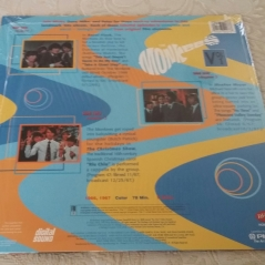 Rhino Vol. 1 Laserdisc rear cover