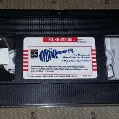 VHS label - front