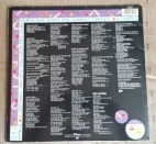 Rear of Fame UK pressing 1989