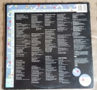 Rear of 1984 CBS pressing