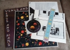 1980 CBS pressings with posters and stickers