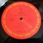 Label of 1980 CBS pressing