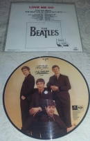 US 1982 45 and 1982 UK picture disc