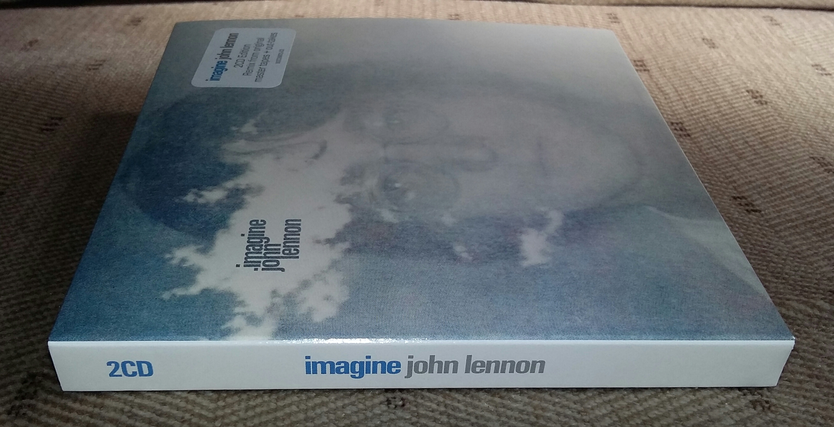 John Lennon Imagine New Deluxe 2 Cd Set A Detailed Review Records Cds And Music