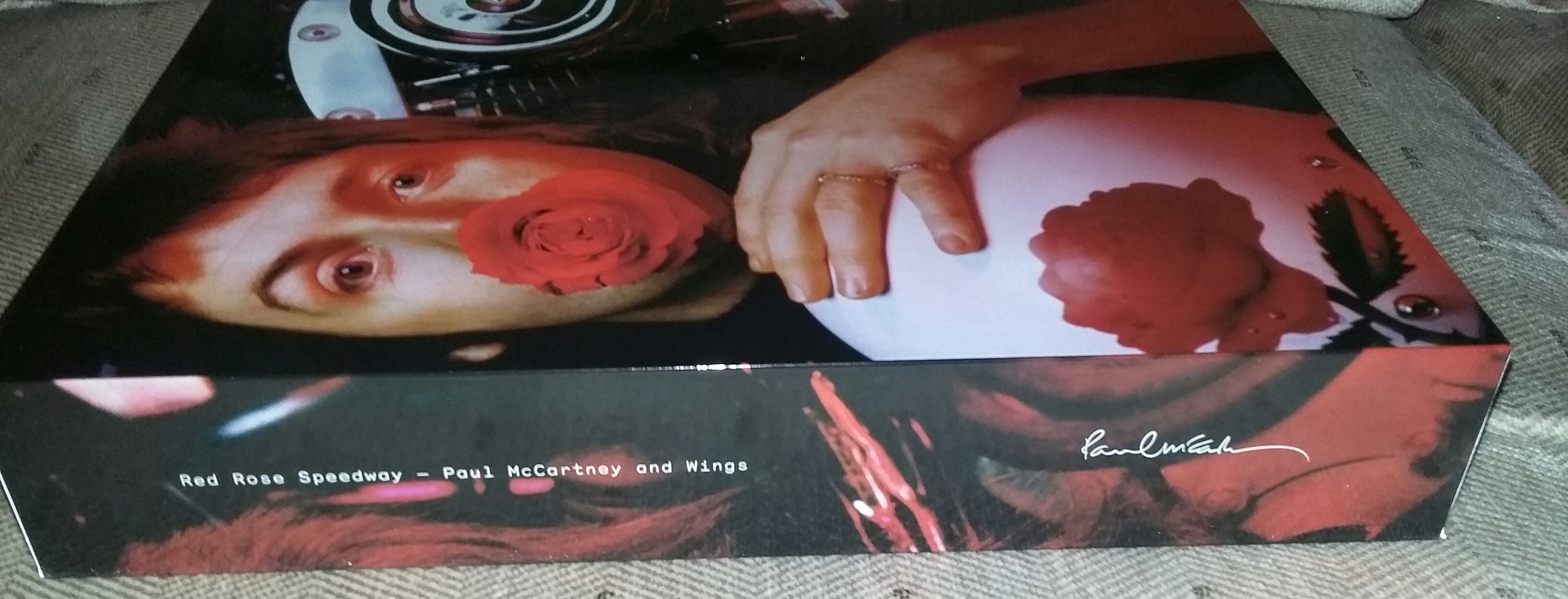 """Red Rose Speedway"""" Super Deluxe Box Set by Paul McCartney"""