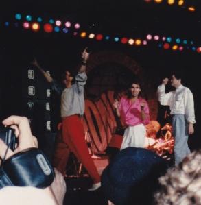 Monkees Nov. 1986
