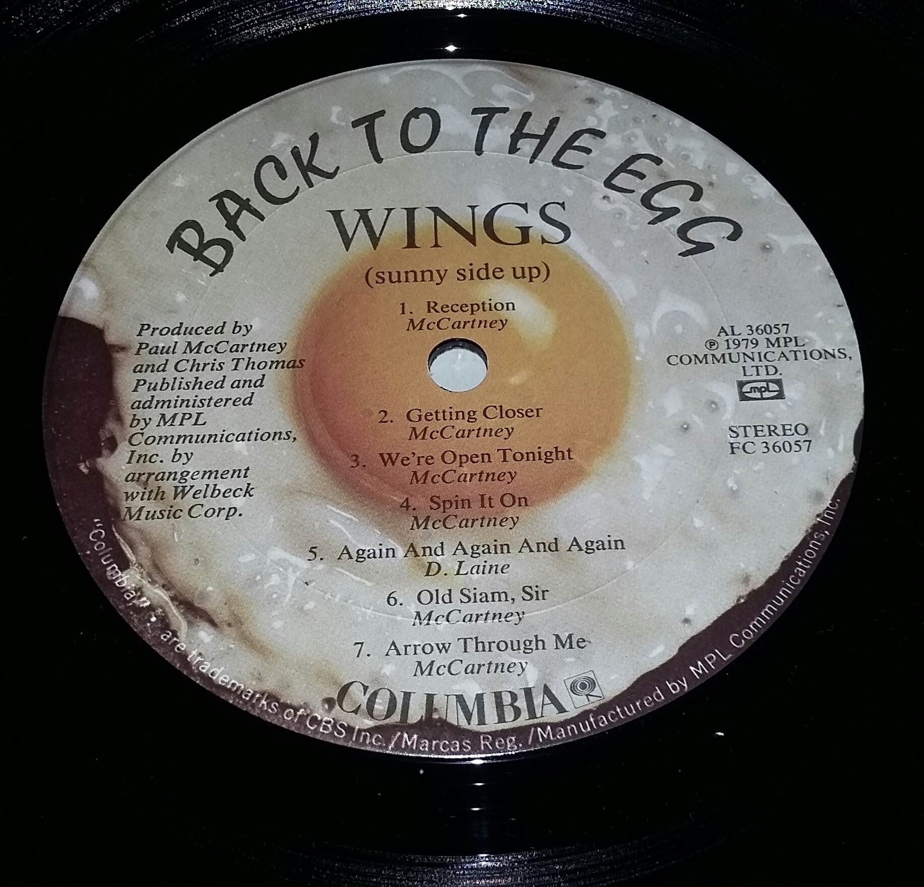 """Wings' """"Back to the Egg"""" Lp Hits 40 – EggStravaganza (Part 2"""
