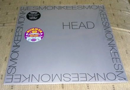 "Rhino Records ""Summer of '69"" Monkees ""HEAD"" Vinyl Reissue"